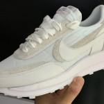 """【2020年春発売】sacai x Nike LDWaffle """"White Nylon""""【サカイ x ナイキ 2020】"""