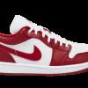 "【近日発売】Air Jordan 1 Low ""Gym Red""  553558-611"