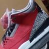 """【来年2月15日発売】Air Jordan 3 SE """"Red Cement""""【エア ジョーダン 3 レッド エレファント】"""