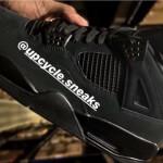 """【来年2月22日発売】Air Jordan 4 """"Black Cat""""【エア ジョーダン 4 ブラックキャット】"""