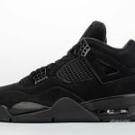 """【来年2月22日発売】Air Jordan 4 """"Black Cat""""【エア ジョーダン 4 ブラック キャット 2020】"""