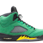 """【2020年秋発売】Air Jordan 5 """"Oregon Ducks""""【エア ジョーダン 5 オレゴン ダックス】"""