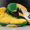 """【リーク】Air Jordan 7 """"Oregon Ducks"""" PE【エア ジョーダン 7 オレゴン ダックス PE】"""