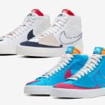 """【近日発売】Nike SB Blazer Mid Edge """"Hack Pack""""【ナイキ SB ブレザー ミッド エッジ】"""
