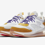 "【12月28日発売】OBJ x Nike Air Max 720 ""LSU"" CK2531-001"