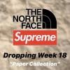 """【12月28日発売!?】Supreme x The North Face """"Paper Series"""""""