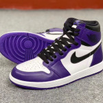 """【4月4日発売】Air Jordan 1 High OG """"Court Purple""""【エア ジョーダン 1 ハイ】"""