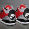 """【2月15日発売】Air Jordan 3 SE """"Red Cement""""【エア ジョーダン 3 レッド セメント】"""