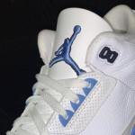 """【3月7日発売】Air Jordan 3 """"UNC""""【エア ジョーダン 3 UNC】"""