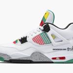 """【4月16日発売】Air Jordan 4 """"Do The Right Thing""""【エア ジョーダン 4】"""