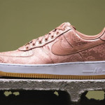 "【近日発売】Clot x Nike Air Force 1 Low ""Rose Gold""【クロット x ナイキ 2020】"