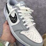 【リーク】Dior x Air Jordan 1 Low 【ディオール ナイキ】