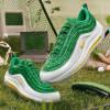"""【1月27日】Nike Air Max 97 Golf """"Grass"""" CK4437-100【エアマックス97 ゴルフ】"""