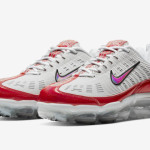 "【1月30日発売】 Nike Air VaporMax 360 ""University Red""  CK2718-002"