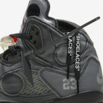 【オフィシャル】Off-White x Air Jordan 5 CT8480-001【オフホワイト x エアジョーダン5】