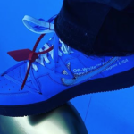"【リーク】Off-White x Nike Air Force 1 Low ""Blue""【オフホワイト x ナイキ】"