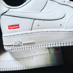 【リーク】Supreme x Nike Air Force 1 Low 2Colorway 【シュプリーム x ナイキ】