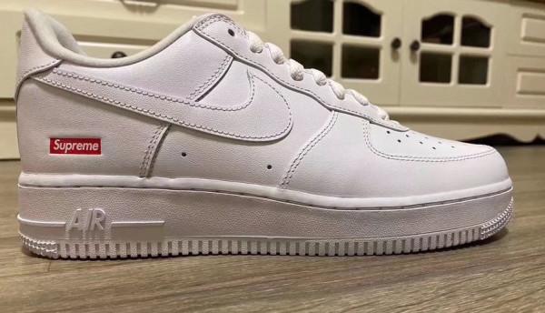 リーク】Supreme x Nike Air Force 1 Low