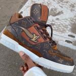 【リーク】Louis Vuitton New Sneaker【ルイ ヴィトン 2020年 新作】