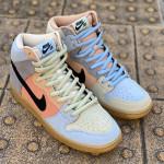 """【1月31日】Nike SB Dunk High """"Easter"""" CN8345-001"""