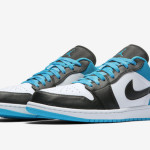 "【近日リリース】Air Jordan 1 Low ""Laser Blue"" CK3022-004"