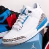 """【3月7日発売】Air Jordan 3 """"UNC""""【エアジョーダン3】"""