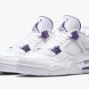 """【5月1日発売】Air Jordan 4 """"Court Purple""""【エア ジョーダン 4】"""