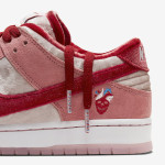 """【2月8日SNKRS】StrangeLove x Nike SB Dunk Low """"Valentine's Day"""""""