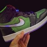 【リーク】Air Jordan 1 High Zoom Black/Green【エアジョーダン1ハイ ズーム】
