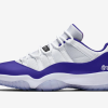 "【5/22】Air Jordan 11 Low WMNS ""Concord"" AH7860-100"