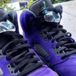 """【6月27日発売】Air Jordan 5 """"Alternate Grape""""【エアジョーダン5 オルタネイト グレープ】"""
