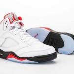 """【3月28日発売】Air Jordan 5 """"Fire Red""""【エアジョーダン5 ファイアレッド】"""