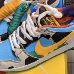 """【夏後半に発売】Ben & Jerry's x Nike SB Dunk Low """"Chunky Dunky""""【ナイキ SB ダンク ロー】"""