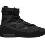 """【4月25日発売】Nike Air Fear of God 1 """"Triple Black""""【エア フィア オブ ゴッド 1】"""