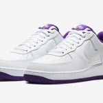 "【こういうの待ってた】Nike Air Force 1 Low ""Voltage Purple"" CJ1380-100"