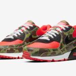 "【3月26日】Nike Air Max 90 ""Reverse Duck Camo"" CW6024-600"