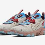 """【3月12日】Nike React Vision """"Desert Oasis""""CD4373-001"""