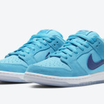 "【4月1日発売】Nike SB Dunk Low ""Blue Fury"" BQ6817-400"