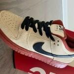 """【4月発売】Nike SB Dunk Low """"Muslin""""【ナイキ SB ダンク ロー マスリン】"""