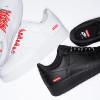 【本日リストックか?】Supreme x Nike Air Force1【シュプフォース】