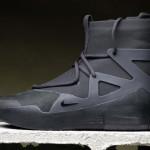 """【4/25発売 】Nike Air Fear of God 1 """"Triple Black""""【ナイキ エア フィア オブ ゴッド1】"""