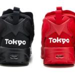 "【4月10日発売】Reebok Instapump Fury ""Tokyo Pack"""