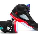"""【発売延期】Air Jordan 5 """"Top 3""""【エアジョーダン5 トップ3】"""