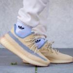 """【4月18日】adidas Yeezy Boost 350 V2 """"Linen"""" FY5158"""