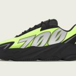 "【4月24日発売】adidas Yeezy Boost 700 MNVN ""Phosphor"""