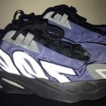 """【リーク】adidas Yeezy Boost 700 MNVN """"Purple"""" Sample【イージーブースト700 MNVN】"""