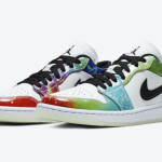 "【近日発売】Air Jordan 1 Low ""Galaxy"" CW7309-090"
