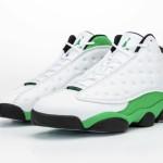 """【7月4日発売】Air Jordan 13 """"Lucky Green""""【エアジョーダン13 ラッキーグリーン】"""