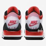 """【8月1日発売】Air Jordan 3 SE """"Fire Red""""【エア ジョーダン 3】"""