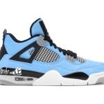 """【リーク】Air Jordan 4 """"University Blue""""【エア ジョーダン 4 ユニバーシティ ブルー】"""